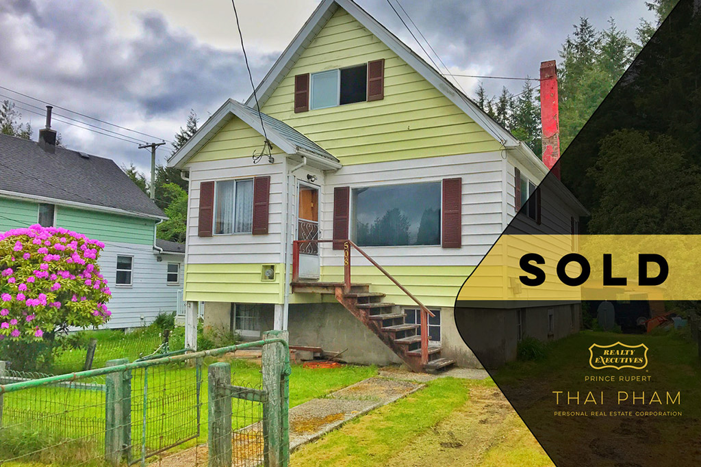 Real Estate in Prince Rupert, Remax, Royal LePage, Realty Executives